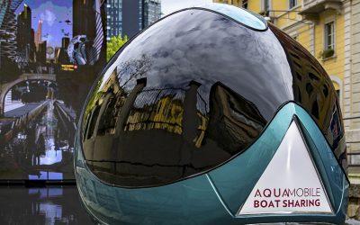 """Pranzo e visita all'installazione """"AQUA. Leonardo da Vinci's Water Vision"""""""