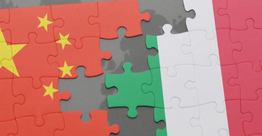 Il nuovo ruolo politico ed economico della Cina nel mondo contemporaneo e i rapporti italo-cinesi