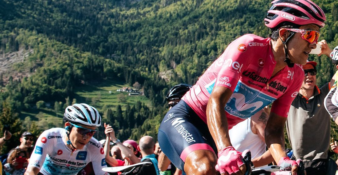 Un Oltrepò da stappare con la carovana del Giro