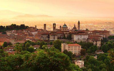 Press Tour Bergamo