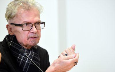 Incontro e intervista collettiva con Eduard Limonov