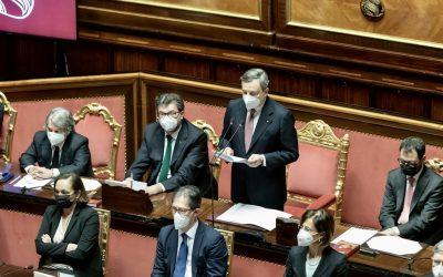 L'autunno caldo del Governo Draghi tra riforma fiscale, pensioni e lavoro.