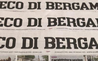 Isaia Invernizzi – Data Journalist L'Eco di Bergamo