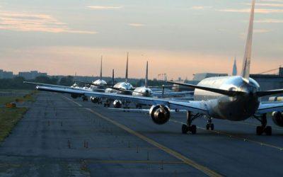Traffico aereo e sistema aeroportuale europeo in tempi di Covid-19